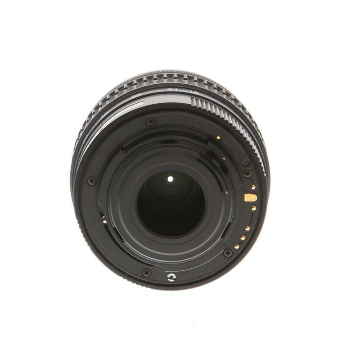 Pentax 18-55mm F/3.5-5.6 SMC DAL AL Black K Mount Autofocus Lens For APS-C Sensor DSLRS {52}