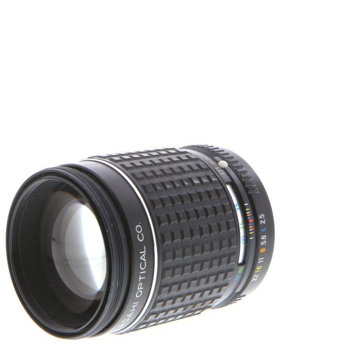 Pentax 135mm F/2.5 Takumar K Mount Manual Focus Lens {52}