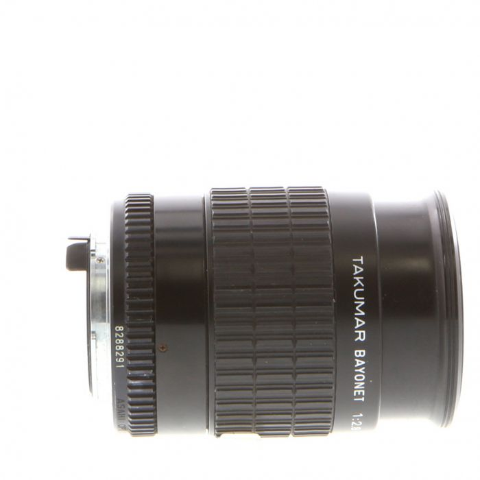 Pentax 135mm F/2.8 Takumar K Mount Manual Focus Lens {52}