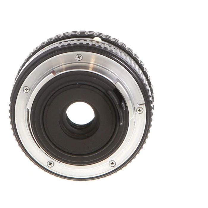 Pentax 17mm f/4 SMC Fish-Eye K-Mount Manual Focus Lens {Built-In Filter}