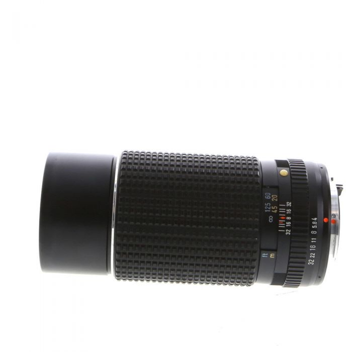 Pentax 200mm F/4 SMC K-Mount Manual Focus Lens {58}