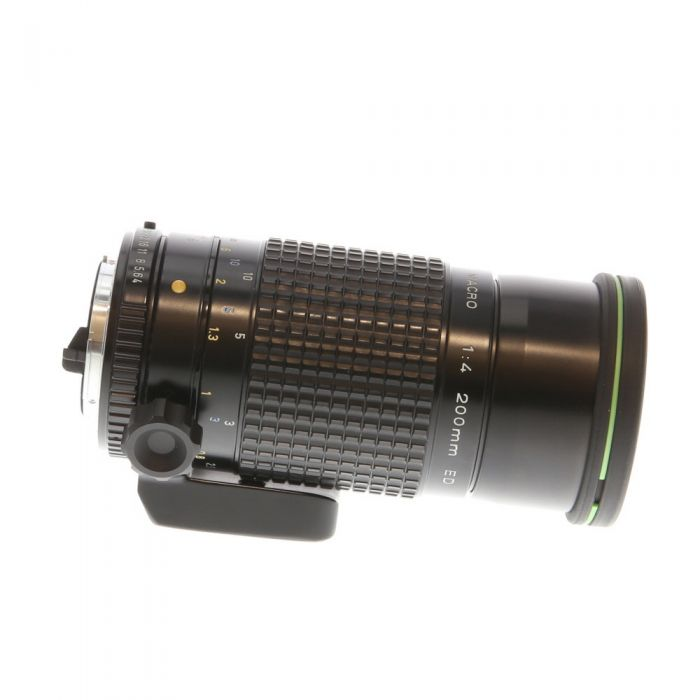 Pentax 200mm F/4 SMC A* Macro ED K-Mount Manual Focus Lens {58}