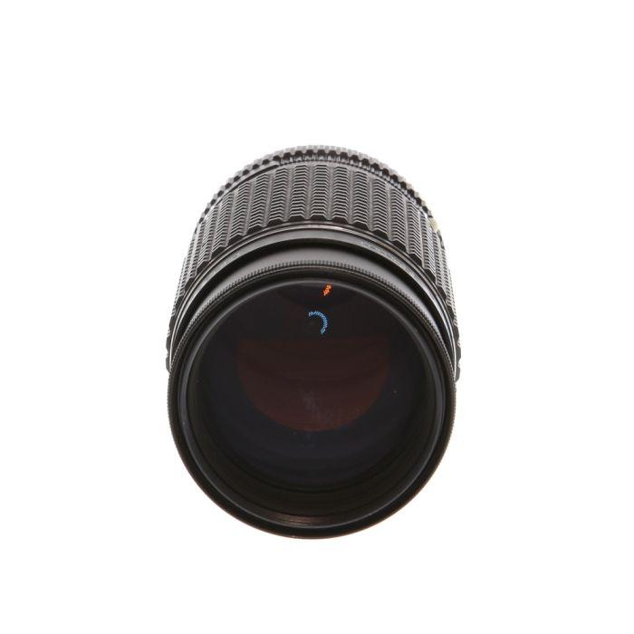 Pentax 200mm F/4 SMC M K-Mount Manual Focus Lens {52}