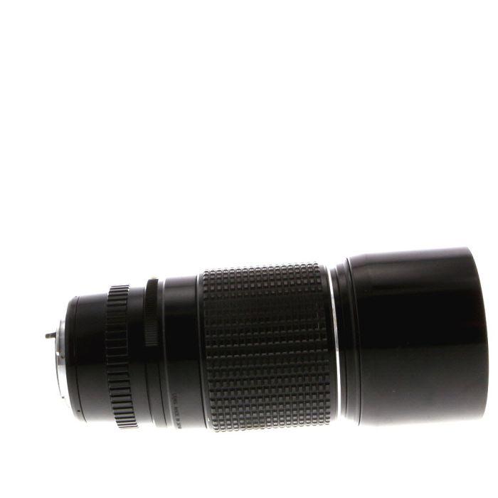 Pentax 300mm F/4 SMC Manual Focus K-Mount Lens {77}