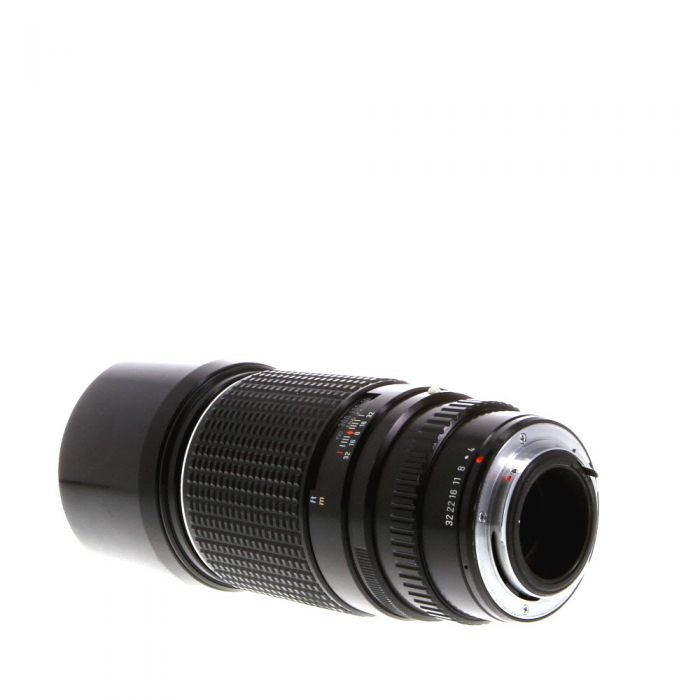 Pentax 300mm F/4 SMC K Mount Manual Focus Lens {77}