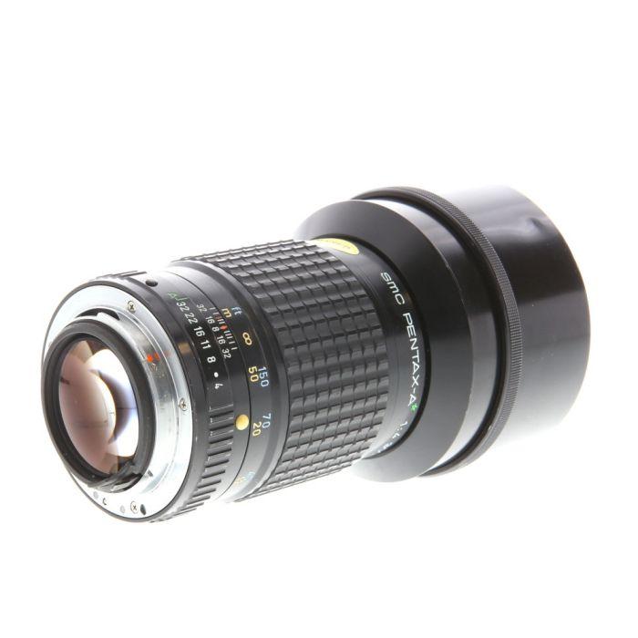 Pentax 300mm F/4 SMC A* Manual Focus K-Mount Lens {77}