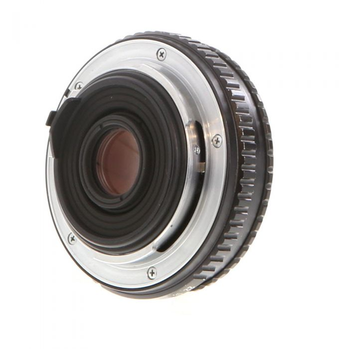 Pentax 40mm F/2.8 SMC M K Mount Manual Focus Lens {49}