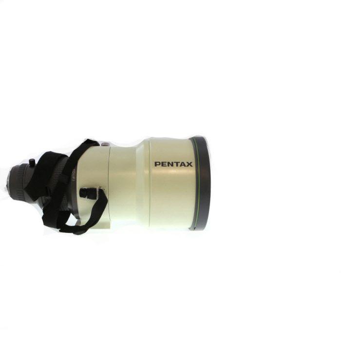 Pentax 400mm F/2.8 SMC A* ED IF K Mount Manual Focus Lens {Drop-In 49}