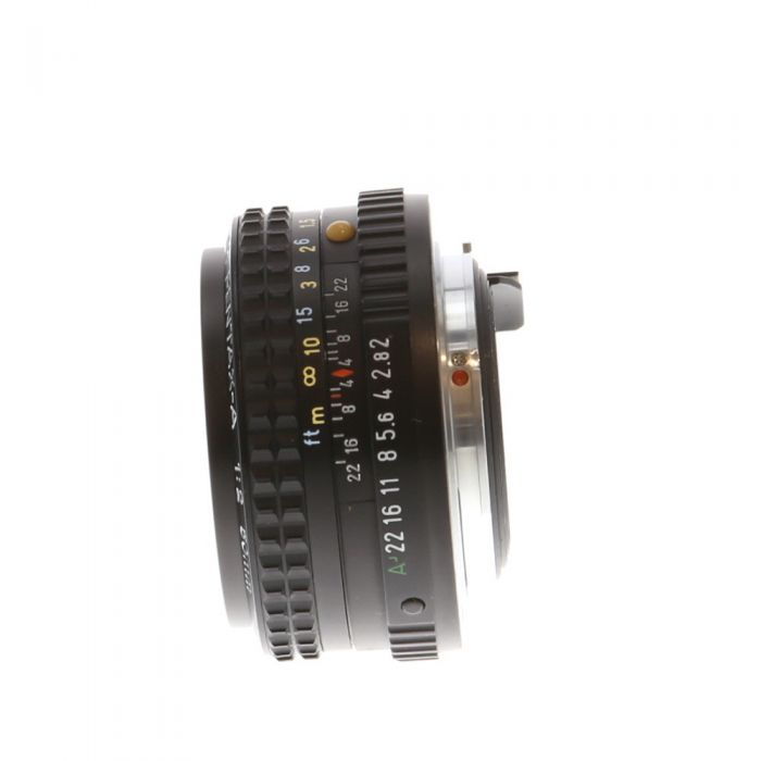 Pentax 50mm F/2 SMC A K Mount Manual Focus Lens {49}