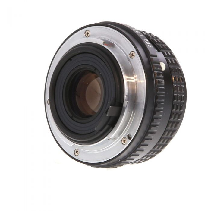 Pentax 50mm F/2 SMC M K Mount Manual Focus Lens {49}