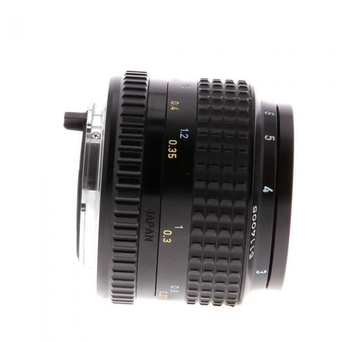 Pentax 50mm F/2.8 SMC A Macro K Mount Manual Focus Lens {49}