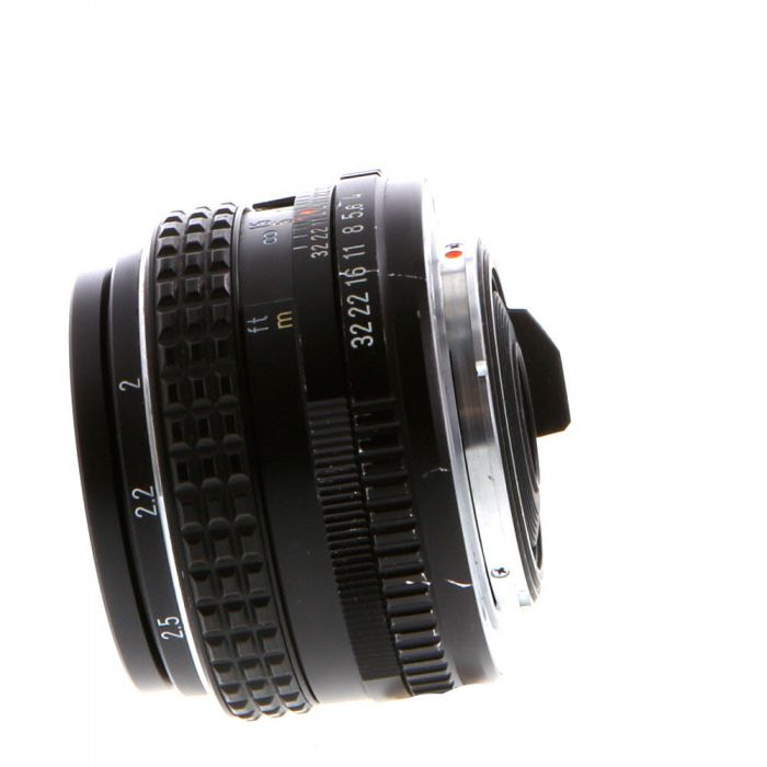 Pentax 50mm f/4 SMC Pentax-M Macro K-Mount Manual Focus Lens {49}