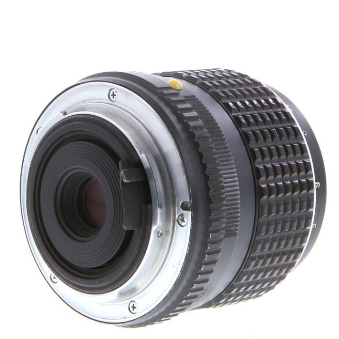 Pentax 50mm F/4 SMC Macro K Mount Manual Focus Lens {52}