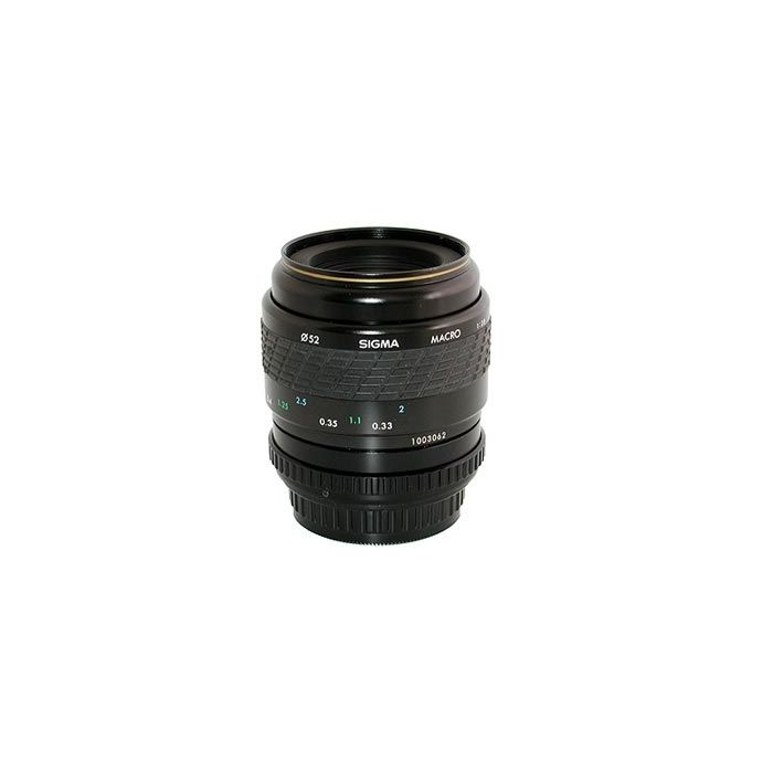Sigma 90mm F/2.8 Macro A Manual Focus Lens For Pentax K Mount {52}