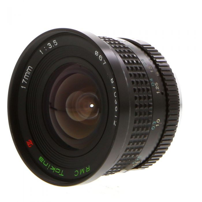 Tokina 17mm f/3.5 RMC MF Lens for Pentax K-Mount {67}