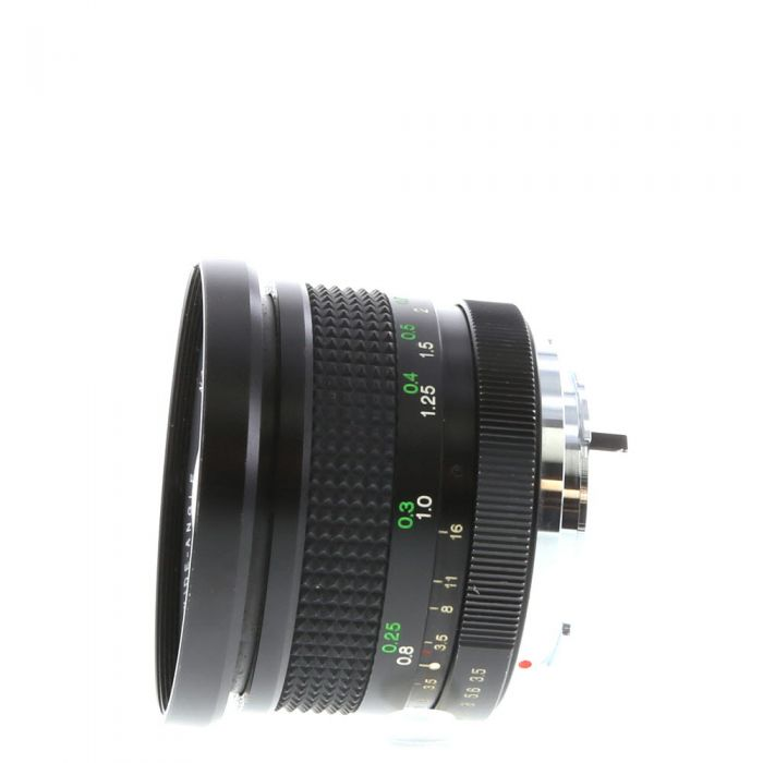 Vivitar 17mm F/3.5 MC Manual Focus Lens For Pentax K Mount {67}