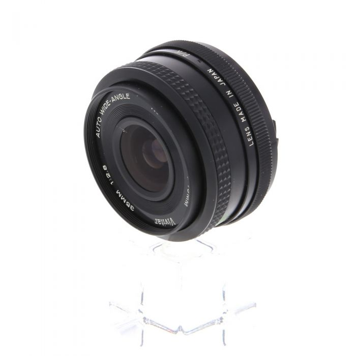 Vivitar 35mm F/2.8 Auto Manual Focus Lens For Pentax K Mount {49}