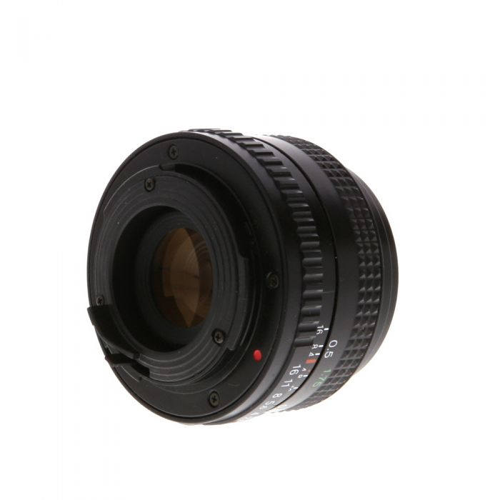 Vivitar 50mm F/1.9 Manual Focus Lens For Pentax K Mount {49}