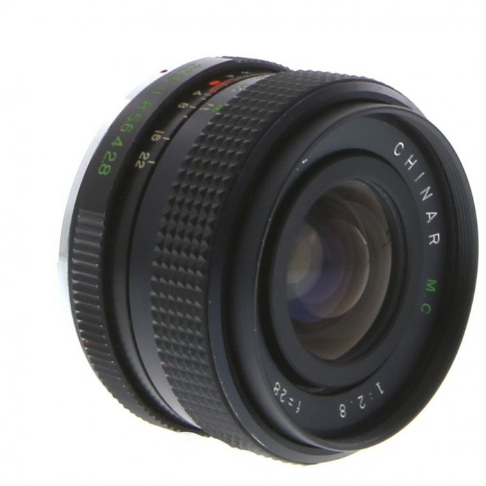 Miscellaneous Brand 28mm F/2.8 Manual Focus Lens For Pentax K Mount {52}