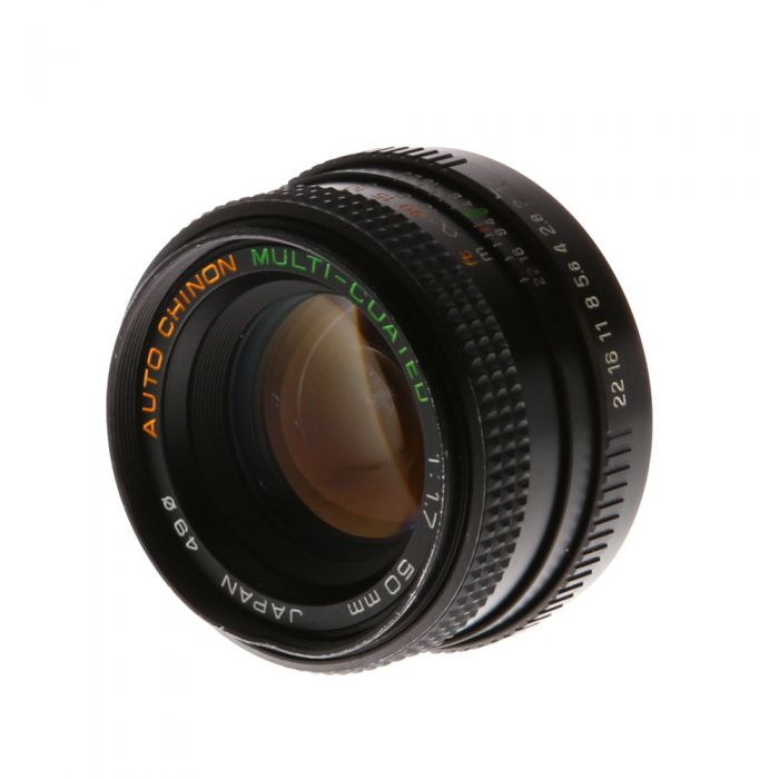 Miscellaneous Brand 50mm F/1.7 Manual Focus Lens For Pentax K Mount {49}