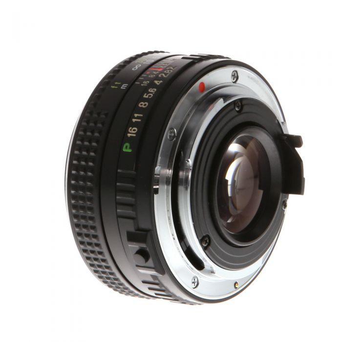 Miscellaneous Brand 50mm F/2 Manual Focus Lens For Pentax K Mount {52}