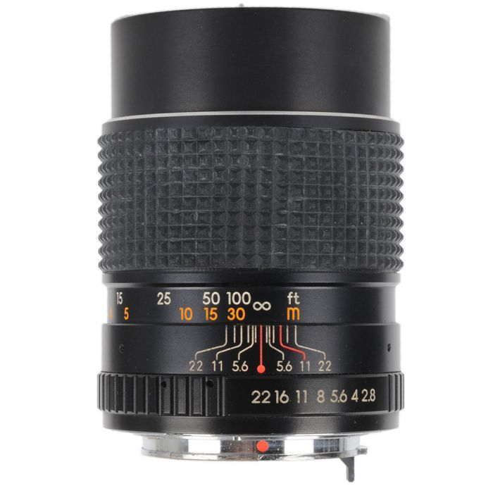 Miscellaneous Brand 135mm F/2.8 A Manual Focus Lens For Pentax K Mount {52}