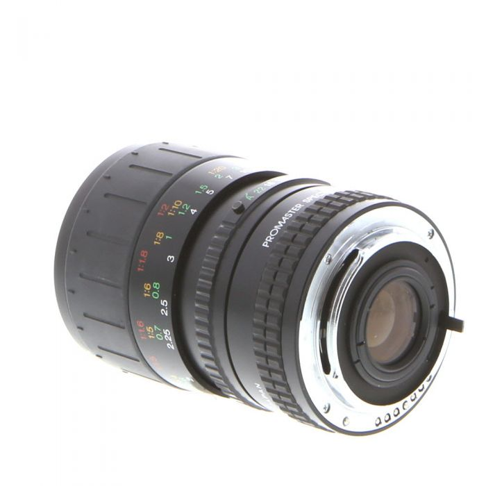 Miscellaneous Brand 100mm F/3.5 Macro A 1:1 Manual Focus Lens For Pentax K Mount {49}