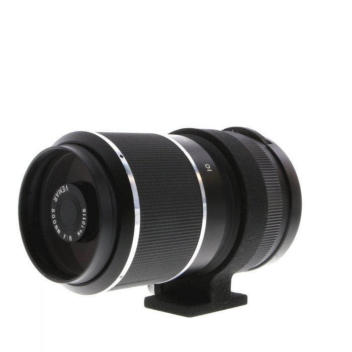 Miscellaneous Brand 500mm F/8 Mirror Manual Focus Lens For Pentax K Mount