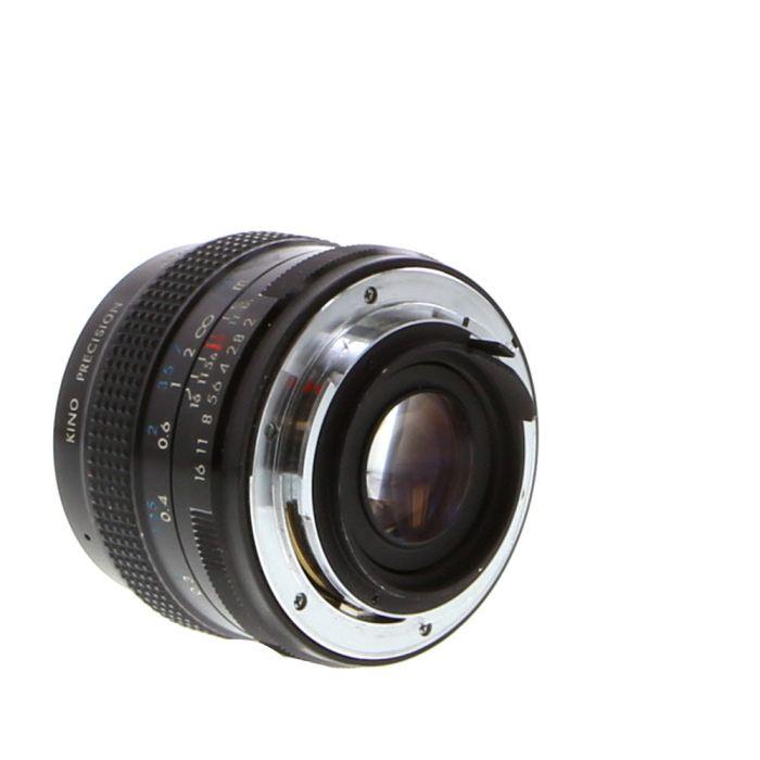 Kiron 24mm F/2 MC Manual Focus Lens For Pentax K Mount {55}