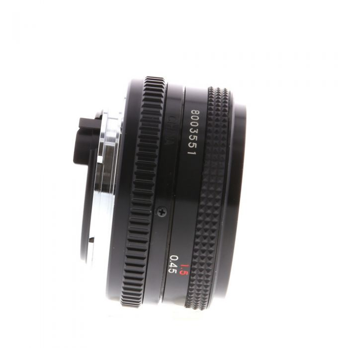 Kalimar 50mm F/1.7 MC Manual Focus Lens For Pentax K Mount {52}