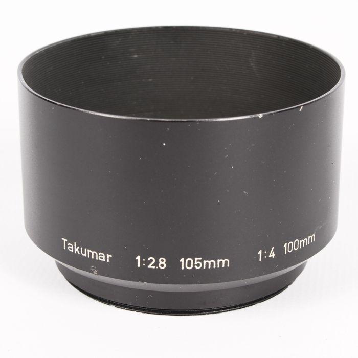 Pentax 105 F/2.8,100 F4 (49) Metal Lens Hood