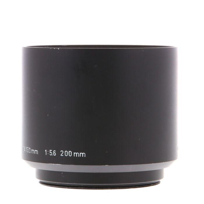 Pentax 135 F/3.5,150 F4,200 F5.6 Takumar Lens Hood