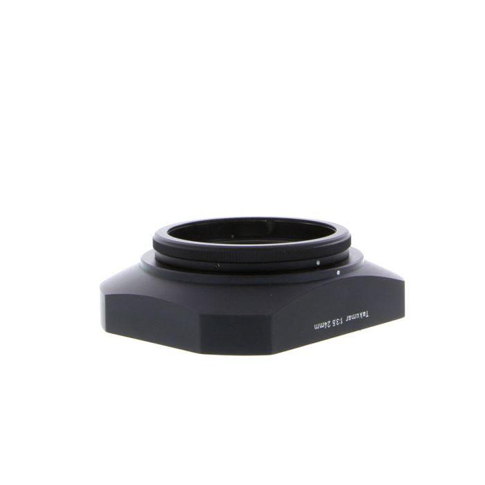 Pentax 24 F/3.5 Takumar Metal (58) Clamp-On Lens Hood