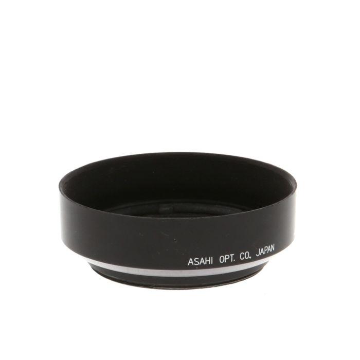 Pentax 50 F/1.4, F/1.7, 55 F/1.8, F2 (49mm Round) Lens Hood