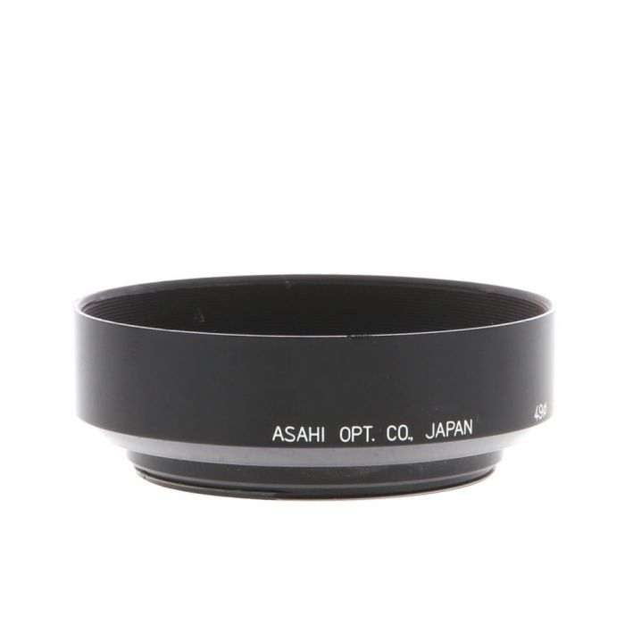 Pentax 50 F/1.4, 55 F/1.8-2 (49mm) Lens Hood