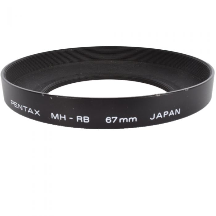 Pentax 67 MH-RB Metal (20 F/2.8 SMC) Lens Hood