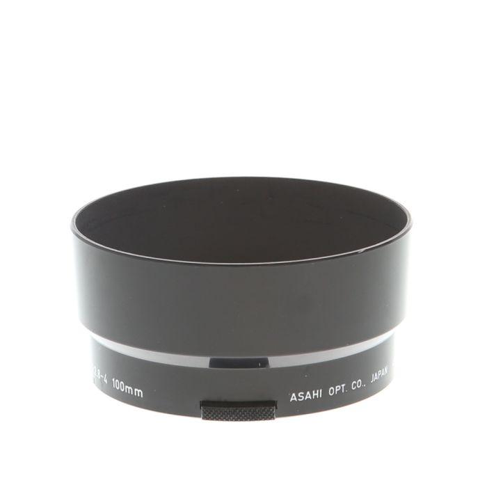 Pentax 85 F/2, 100 F/2.8-4 Lens Hood