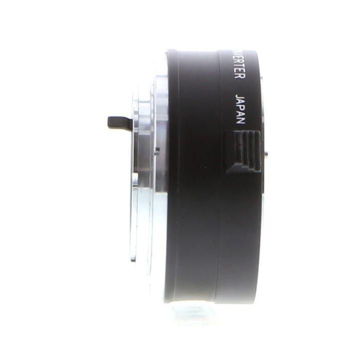 Miscellaneous Brand 2X Manual Focus Teleconverter for Pentax A
