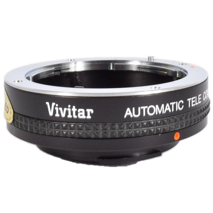 Vivitar 1.5X Teleconverter, for Pentax K Mount