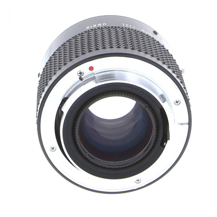 Sigma 2X Tele-Macro 1:1 Teleconverter, for Pentax K Mount