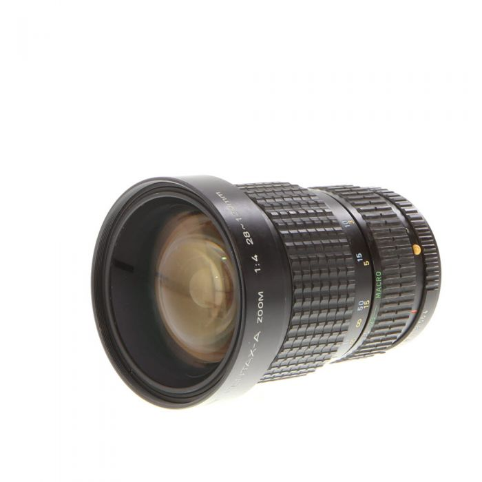 Pentax 28-135mm F/4 SMC A 2-Touch K Mount Manual Focus Lens {77}