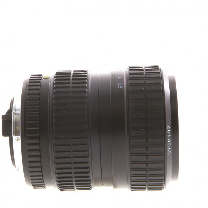Pentax 28-80mm F/3.5-4.5 Takumar A Macro 2-Touch K Mount Manual Focus Lens {58}