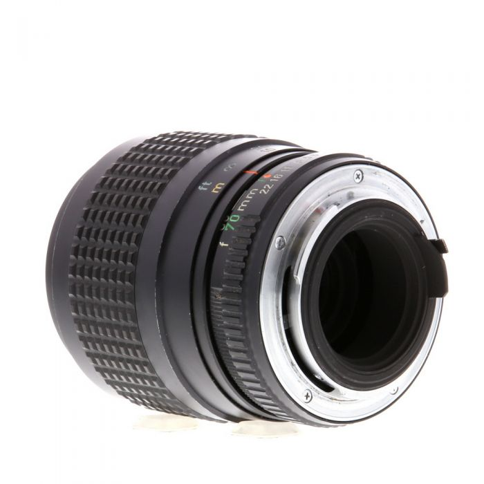 Pentax 35-70mm F/2.8-3.5 SMC M K Mount Manual Focus Lens {58}