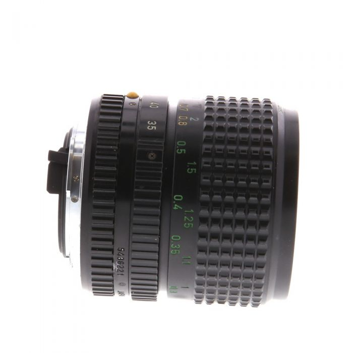 Pentax 35-70mm F/4 SMC A 2-Touch K Mount Manual Focus Lens {58}