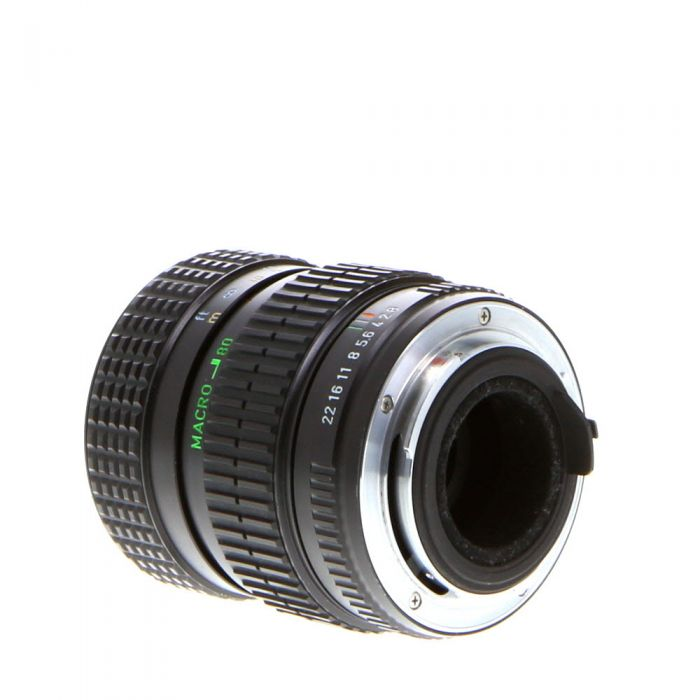 Pentax 40-80mm F/2.8-4 SMC M Macro 2-Touch K Mount Manual Focus Lens {49}