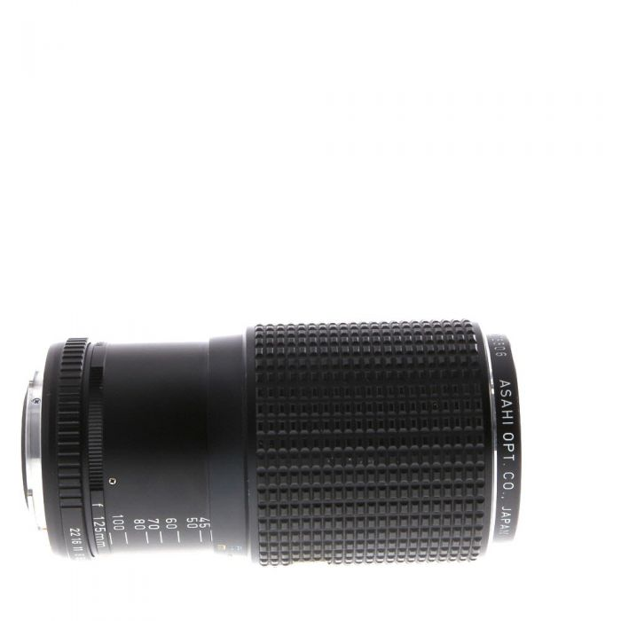 Pentax 45-125mm F/4 SMC K Mount Manual Focus Lens {58}
