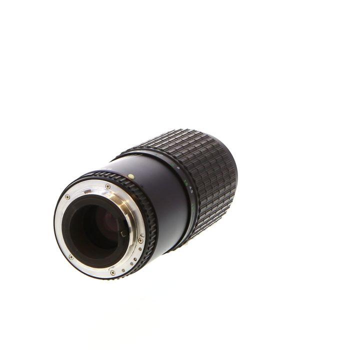 Pentax 70-200mm F/4 Takumar A Macro K Mount Manual Focus Lens {58}