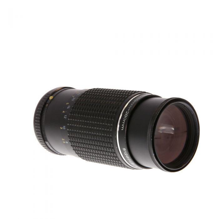 Pentax 80-200mm F/4.5 SMC K Mount Manual Focus Lens {52}