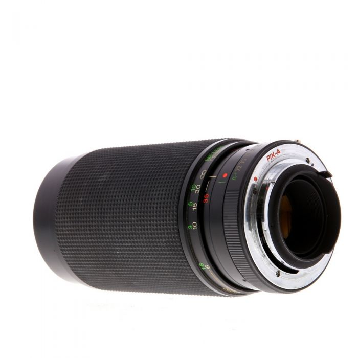 Vivitar 35-200mm F3-4.5 Macro A Manual Focus Lens For Pentax K Mount {62}