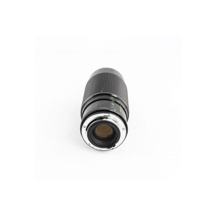 Vivitar 70-210mm F/2.8-4 Series 1 Macro Manual Focus Lens For Pentax K Mount {62}